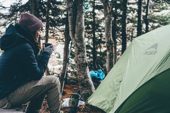 Camping survival guide for unhappy campers